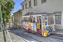 Lisboa tramway (misterblue66) Tags: hdr lisboa lisbonne photomatix photomatixpro tramway