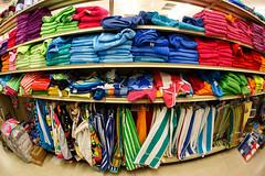 Towels (ranzino) Tags: hoys510 newjersey stoneharbor towels fisheye nj vacation unitedstates us