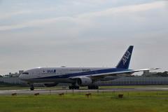 UP3A4594 (ken1_japan) Tags: 大阪国際空港 伊丹空港 itm 伊丹スカイパーク スカイランドハラダ japan osaka airplane ana jal canon 7dmkⅱ ef70200mm f28lisiiusm