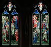All Saints Church Wilden Stained Glass 11 (ahisgett) Tags: stained glass burnejones william morris arts crafts
