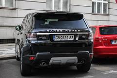 Bulgaria (Sofia) - Land Rover Range Rover Sport HSE SDV6 (PrincepsLS) Tags: bulgaria bulgarian license plate cb sofia czech republc prague spotting land rover range sport hse sdv6