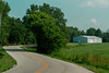Country Road (lukethephotographer) Tags: country road barn green acres trees summer travel canon 7d 50mm 12l 12 luke standridge