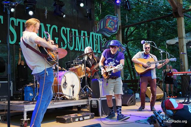 Northwest String Summit - North Plains, OR - July 2017