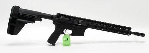 BCM - RECCE - KMR - A10 Pistol, 300 Blackout w/ SigTac Arm Brace ($644.00)