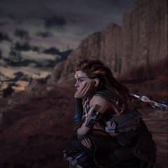 Insomnia (M.NeightShambala) Tags: horizon zero dawn aloy guerilla games ps4 playstation sony video game jv killzone