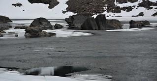 Kaldt innerst i Kjerringdalen