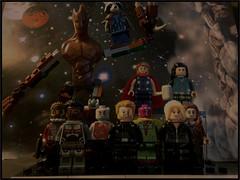 Infinity War Poster 2 (David$19) Tags: legomarvel lego avengers avengersinfinitywar teenagegroot groot rocketraccoon starlord peterquill falcon samwilson steverogers nomad captainamerica thor vision blackwidow loki scarletwitch wandamaximoff