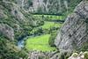 kanjon rijeke Krupe kod ušća Krupe u Zrmanju, Park prirode Velebit, Hrvatska / canyon of the river Krupa at the mouth of Krupa into Zrmanja, Velebit Nature Park, Croatia