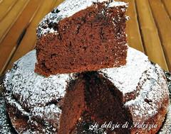 Torta express al cacao (Le delizie di Patrizia) Tags: torta express al cacao le delizie di patrizia ricette dolci torte