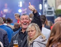 Spirit of Coleford Music Festival, 2017 (Christopher Smith1) Tags: coleford music festival forest dean 2017 happy reveler recreation concert pint drink friends horizontal holiday