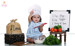 Baby Isha as Chef with Fresh vegetables during her Professional Photo Shoot in Balmudra Studio Pune by Shrikrishna Paranjpe (balmudra) Tags: babies photographer pune child modelling photo session new born shoots family portrait studio baby shoot ideas shrikrishna paranjpe auditions maternity children thematic kids photographers model parenting balmudra photos models indian photography album memories props indoor maharashtra cute girl beautiful sweet beauty adorable asian childhood cheerful happy innocence healthy playful fun joy expression attire diaper fashion toddler crawling moods happiness expressive posters shooting camera digital coordinators audition casting wallpapers names india relax cake birthday event chef