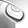 Staircase (pen3.de) Tags: penf schwarzweis blackwhite linien grauverlauf stufen treppenhaus trepppengeländer treppenstufen superweitwinkel zuiko714