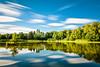 Stauweiher Kupferbach (YaYapas) Tags: talsperre 16mm staudamm forest d7100 teich see lake kupferbach longtimeexposure langzeitbelichtung nd110 wald tokina1116 bwnd110 aachen nordrheinwestfalen deutschland de