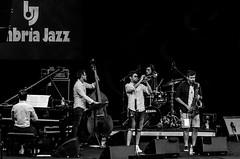 The Cliff (stefanonikon1) Tags: thecliff jazz umbriajazz perugia nikon d7000 afs70300vr blackwhite