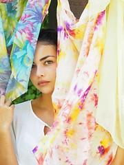 Live colorfully. (vahiinee) Tags: portrait portraiture colors colorful couleurs pop mzuiko45 mzuiko45mm portraits photography photographie olympus olympuspen epl7 getolympus portraitmood