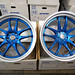 WORK Emotion CR 2P (Step Rim) 20