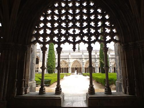 Monasterio de Santa Maria da Vitória - Claustro 11