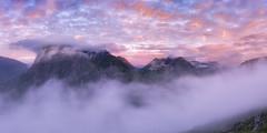 The Morning Mists (J McSporran) Tags: scotland highlands westhighlands glencoe buachailleetivemor buachailleetivebeag bideannambian stobmhicmhartuin beinnachrulaiste mist morningmist mountains landscape canon6d