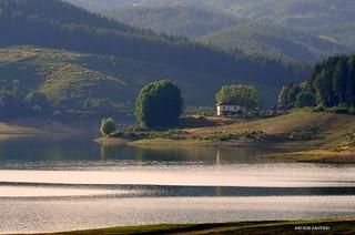 Lago del Passante Calabria