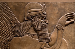 Iran (Voyages Lambert) Tags: men mesopotamian cult antiquities carvingcraftproduct statue sculpture archaeology judaism endurance history stability east beard humanface iran asia museum symbol assyria babylonia sumer sumerian assyrian babylonian