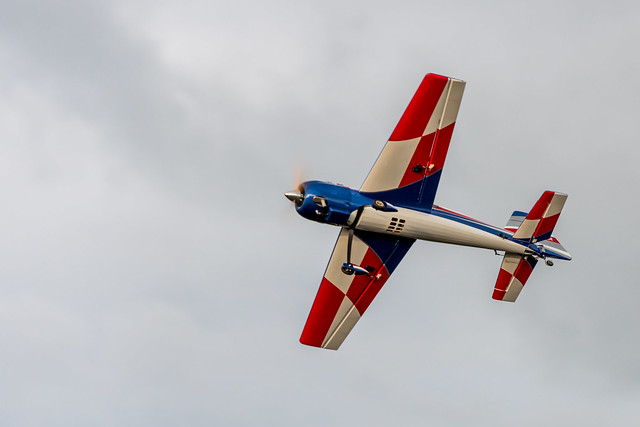 Nathan flying his Pilot-RC Yak54