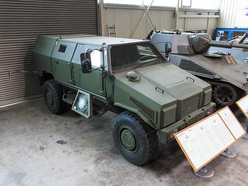 ATF Experimentalfahrzeug (ATF Dingo)