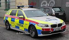 Garda Siochana BMW 530D (162D9639). (Fred Dean Jnr) Tags: gardasiochana armedsupport bmw 530d 162d9639 andersonsquaycork july2017