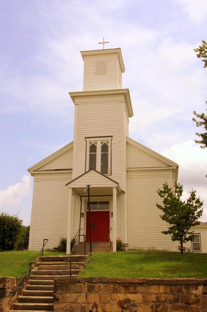 St. Luke's Episcopal Church - Cannelton, IN