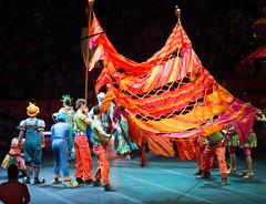 More of the last performance The Greatest Show On Earth... (rowebal) Tags: beautiful barnum bailey circus cincinnati ohio usa greatestshow