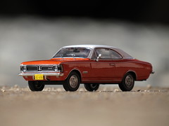 314 CHEVROLET OPALA 4100 GRAN LUXO V6 1971  1/43 (adilson.anjos2004) Tags: opala muscle car 143 diecast luxo