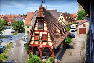 Historisches Rothenburg
