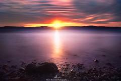 Aqaba Gulf Sunset - Jordan (MoeenMustafa) Tags: aqaba jordan sunset amman redsea landscape seascape canon5dmarkiii