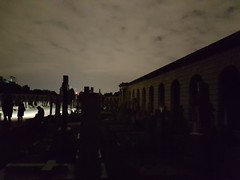 Brompton Cemetery at Night (failing_angel) Tags: 081016 london phone kensingtonchelsea bromptoncemetery londonmonthofthedead