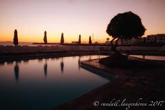 winter sunset 201710 (WITHIN the FRAME Photography(5 Million views tha) Tags: sunset lowlight longexposure silhouettes umbrellas tree pool shadows shapes travels westcoast southafrica coastal fuji fujinon fujilove xt1