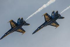 Blue Angels (Joe_B) Tags: fa18hornet