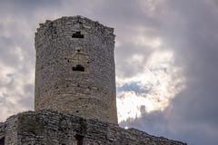 Zamek Lipowiec (Sherokeee) Tags: lipowiec castle wygiełzów zamek