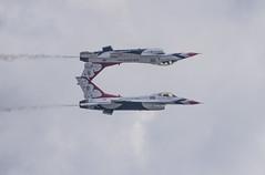 RIAT 2017 - THUNDERBIRDS (PriorityOne) Tags: riat 2017 airshow totterdown jet sigma 150600 canon 7d usaf f16 thunderbirds