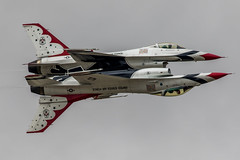 Thunderbirds (Deadpanhammer) Tags: riat2017 aircraft plane airshow fairford thunderbirds usaf usairforce f16 canon7dmk2 ef400mmf56l