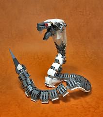 LEGO Mecha King cobra-01 (ToyForce 120) Tags: lego robot robots mecha mech mechanic legomech legomoc