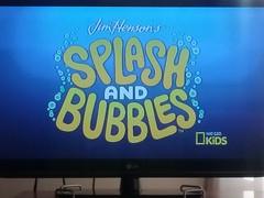 Splash y Bubbles (hernánpatriciovegaberardi (1)) Tags: fox networks group news corporation national geographic nat geo kids hd high definition latin america splash y bubbles vtr chile 2017