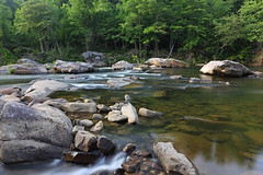 Cherry River (ashockenberry) Tags: river cherry flow current rapids nature naturephotography landscape
