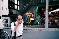 japan in color. (danielemartire) Tags: street streetphotography japan tokyo fujifilmx xpro2