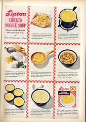 Lipton Chicken Noodle Soup 1964 (Nesster) Tags: good housekeeping magazine april 1964 vintage ad advert advertisement print