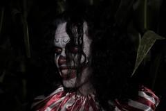 Demoniac Clown (Strocchi) Tags: streetofundead 2017 savio dedalo labirinto undead flash 24105mm eos6d canon zombie cosplay