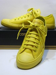 Counter Climate (Dry) Translucent Rubber - Bitter Lemon Ox 153806C (hadley78) Tags: rubber dry climate counter cons converse chucks collection ct chucktaylors chuck taylor taylors tops top thatconverseguy guinness worldrecord world record ripleys joshuamueller