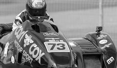 73 Barry Smith and Tracy Bryan, F1 Sidecars, Cemetery Circuit, Whanganui, NZ - 26/12/16 (Grumpy Eye) Tags: carl cox nikon d7000 nikkor 28 cemetery circuit side car tt kiwi 73 barry smith tracy bryan motorsport 300mm