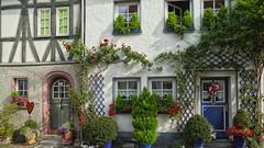 Steinheim Tür (wernerfunk) Tags: hessen tor portal architektur