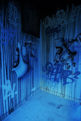 Smerg (HBA_JIJO) Tags: streetart urban graffiti paris art france hbajijo wall mur aerosol spray bombing smerg rehab2