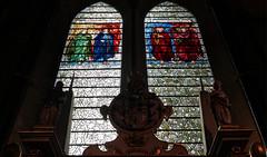 Salisbury Cathedral, Burne Jones window (profzucker) Tags: salisbury salisburycathedral earlyenglish gothic england architecture cathedral smarthistory medieval english
