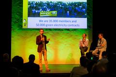 Som Energia al Smart Energy Summit 2017 a Amsterdam (Som Energia) Tags: somenergia smartenergysummit rockstart tobaccotheateramsterdam amsterdam startup holanda cooperativa renovables renewable